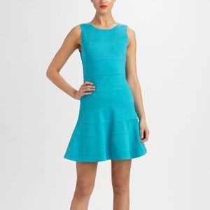 Trina Turk | Nikola Ponte A-line Bandage Dress